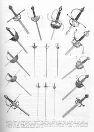 swords were used in combat during hamlet u0027s time these are also