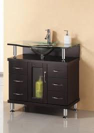 virtu usa ms 32 fg es vincente 32 inch bathroom vanity with single