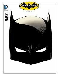 free batman mask activity printables batman mask batman