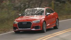 audi rs 3 the audi rs 3 is the oddest sedan you can buy fox