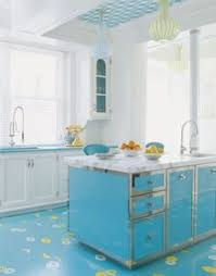 retro kitchen islands bight and airy blue and white kitchen is island caribbean style