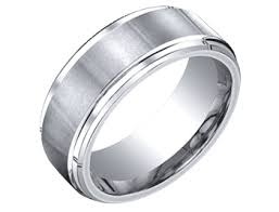titanium wedding rings dangerous cobalt chrome wedding bands