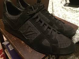 louis vuitton suede sneaker review mens youtube