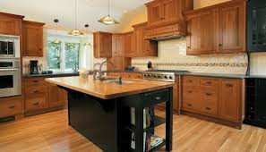 Prairie Style Kitchen Cabinets Mission Style Kitchen Cabinets Exitallergy Com