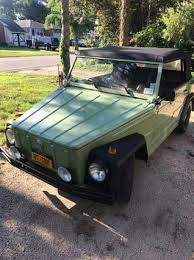Vw Thing Side Curtains 1974 Volkswagen Thing Classics For Sale Classics On Autotrader