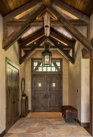 marvelous barn style front door in stunning home decor ideas p82