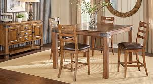 Colored Dining Room Tables by Affordable Counter Height Dining Room Sets Rooms To Go Furniture