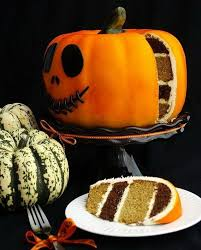 Fall Cake Decorations 45 Fabulous Fall Cakes And Cupcakes Decorating Ideas For Halloween