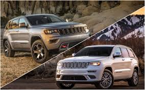 rhino jeep grand cherokee trailhawk news 2017 jeep grand cherokee trailhawk u0026 summit outed oz