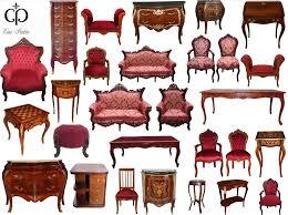 Esszimmerst Le Deutscher Hersteller Luxus Möbel Kollektion Barock Möbel Bordeaux Braun Exzellente