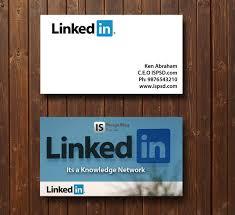 Social Network Business Card 10 Social Media Business Cards