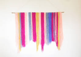 how to make a backdrop diy how to make a yarn hanging backdrop bespoke wedding