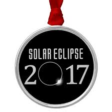 solar eclipse 2017 commemorative ornament solar eclipse 2017