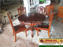 Dining Table Online Shopping Philippines Jibao An Furniture Iloilo Quality Made To Order Wooden Furniture