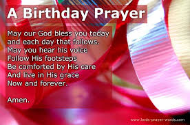 8 birthday prayers for friends loved ones myself be blessed