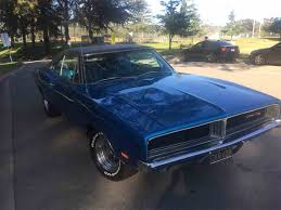 Classic Muscle Car Dealers Los Angeles 1969 Dodge Charger For Sale Classiccars Com Cc 991486