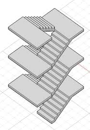 Stair Definition Switchback Stairs