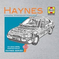 haynes owners workshop manual 1923 ford mondeo men u0027s t shirt ebay