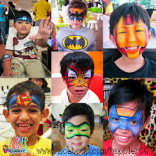 the best of our face painting balloon sculpting and decorations