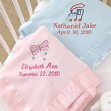 engraved blankets baby embroidered blankets are the gifts trusty decor