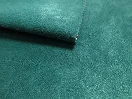 Mohair Upholstery Sofa Fabric Upholstery Fabric Curtain Fabric Manufacturer Green