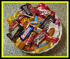 Razor Blades In Halloween Candy Article by Why Halloween Candy Makes Me A Monster Babycenter Blog