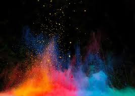 colour splash background temple printing nottingham