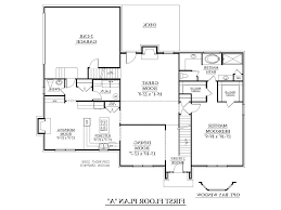 traditional house floor plans floor plan decorating ideas images in traditional single story