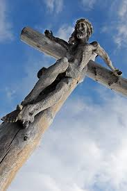 jesus on the cross picture free stock photo