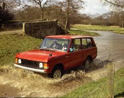 modified range rover classic range rover u0027s 45th anniversary just british