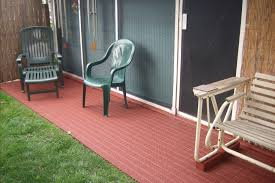 Patio Deck Tiles Rubber by Patio Tiles Interlocking Patio Tiles Outdoor Floor