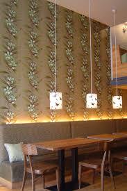 timorous beasties wallcoverings oriental orchid hand printed