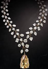 diamond set mouawad s record breaking l incomparable diamond necklace a