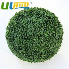 Artificial Trees For Home Decor Online Get Cheap Garden Topiary Balls Aliexpress Com Alibaba Group