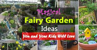 magical fairy garden ideas you u0026 your kids will love balcony