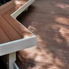 synthetic decking professional deck builder composite