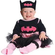 Batgirl Halloween Costumes Batgirl Infant Girls Onsie Halloween Costume Walmart