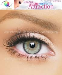 color attraction chrysolite contact lenses contact lens