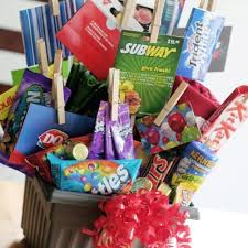 cool gift baskets cool gift basket idea for any age party time