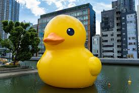 when rubber duckies started bath time lots of