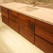 Walnut Vanity Custom Floating Walnut Vanity By Weber Wood Designs Custommade Com