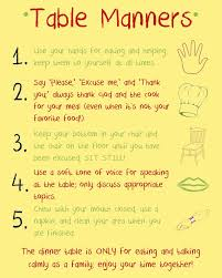 table manners for kids printable printable table manners table manners via elisabeth overton