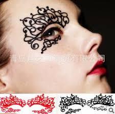 makeup artistic eye mask cosmetics mask eye
