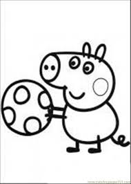 picture pig color kids coloring