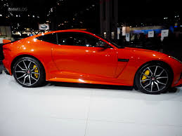 jaguar cars f type 2017 jaguar f type svr one of the hottest cars at new york auto show