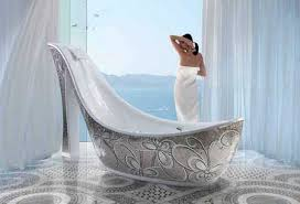 Creative Bath Tub