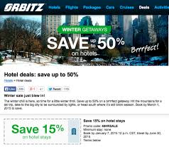 Winter Deals On S Up To 50 Hotels With The Winter Sale Bonus Promo Code For