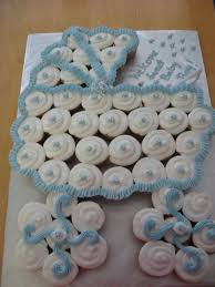 cupcakes for baby shower for all my friends that are prego baby buggy cupcake cake