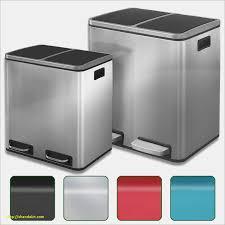 poubelle recyclage cuisine poubelle tri selectif cuisine nouveau songmics 48 l poubelle tri