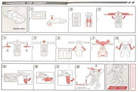 Instructions On How To Make A Toy Chest by Instructions Transformers Wiki